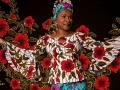 African singer, Angélique Kidjo