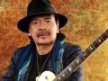 Mexican-American musician, Carlos Santana
