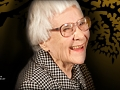 Harper Lee, author of To Kill a Mockingbird