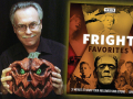 Author David J. Skal and his latest book, Fright Favorites: 31 Movies to Haunt Your Halloween and Beyond