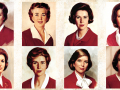 Betty Crocker through the ages