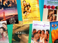 Collage of films adapted from books