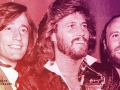 The Bee Gees winning one of four Grammies in 1979