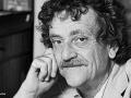 American writer, Kurt Vonnegut, Jr.