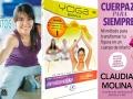 3 books in Spanish